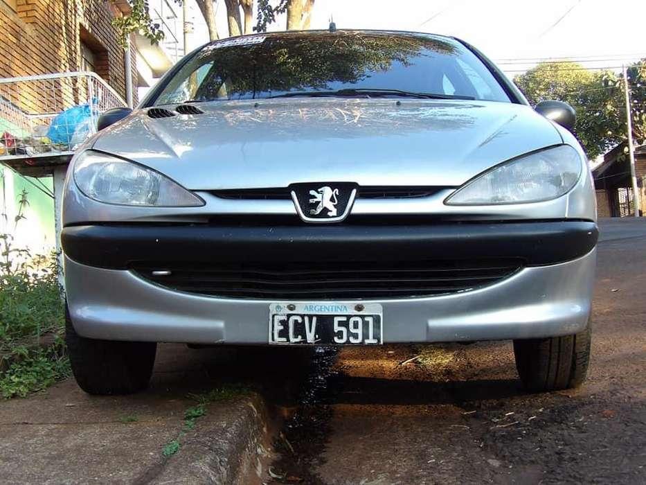 Peugeot 206 2003 - 165000 km