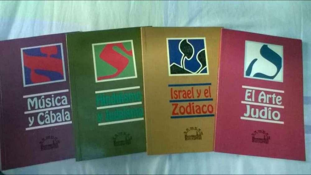 libros judios