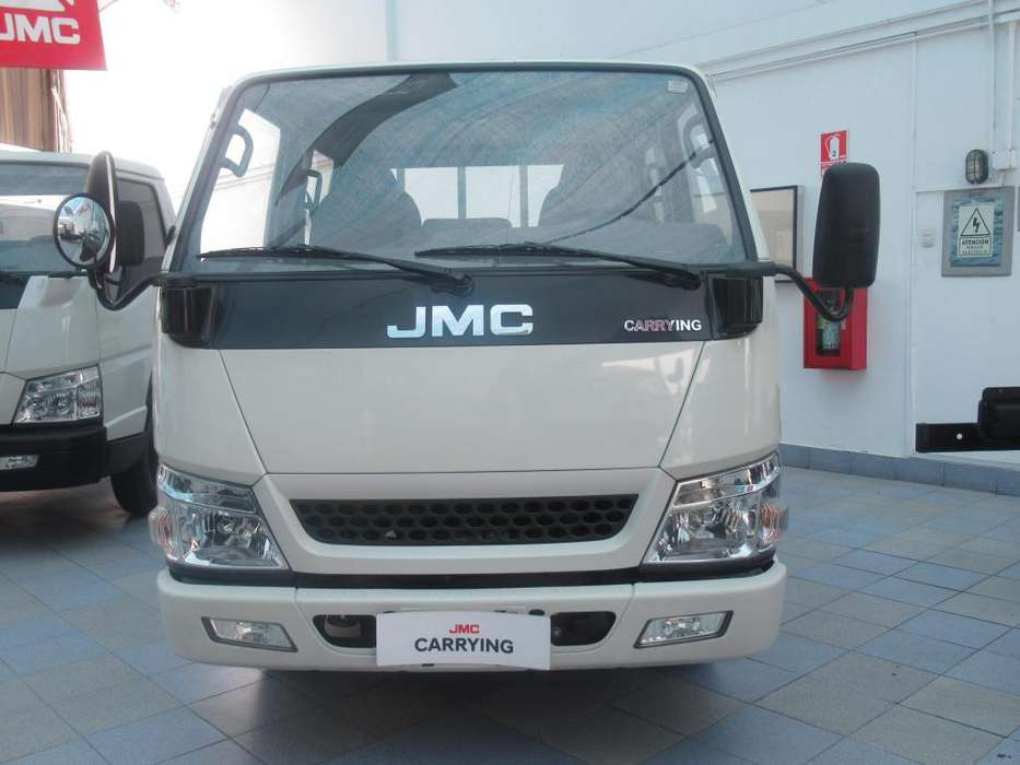 CAMIÓN JMC NEW CARRYING 2.0 DOBLE CABINA