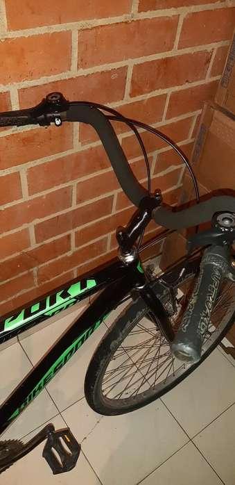 Bicicleta con Documentación