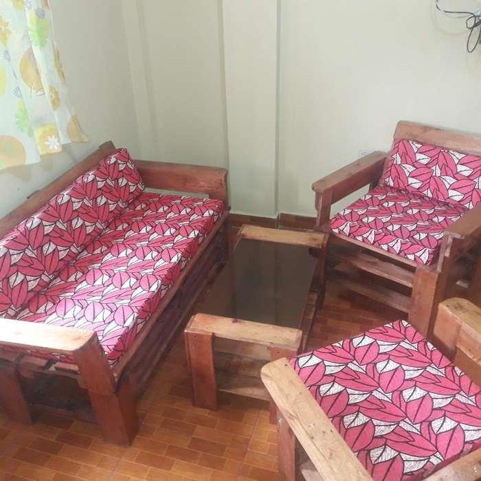 Muebles con Madera Pino de Pallest