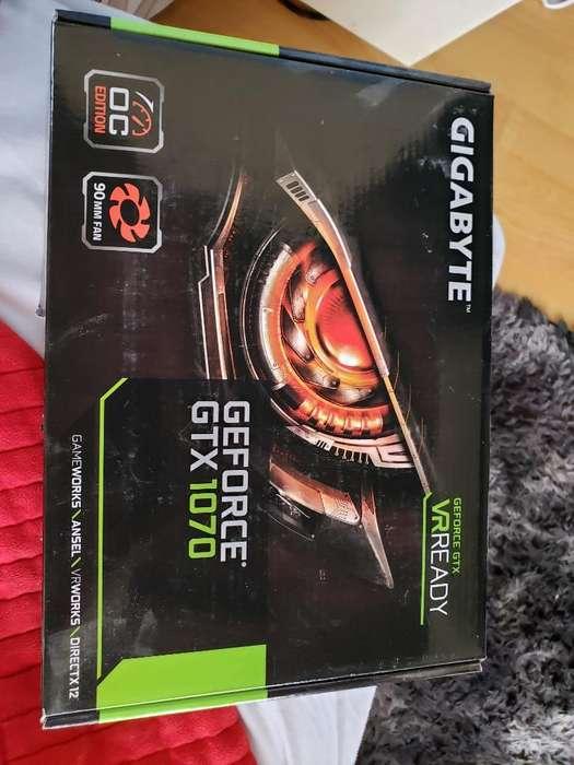 Vendo Gtx 1070 Mini 350