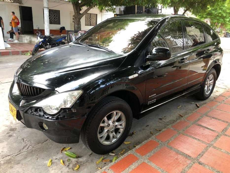 Ssangyong Actyon 2009 - 240 km