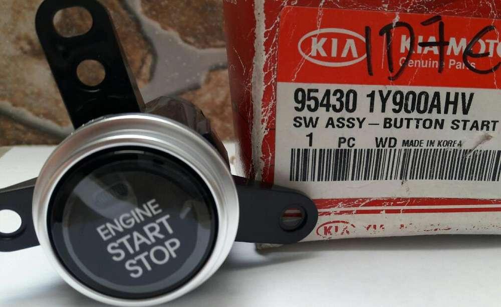 Boton de Encendido Kia Picanto