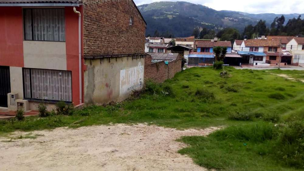 Se vende Espectacular lote en Sogamoso