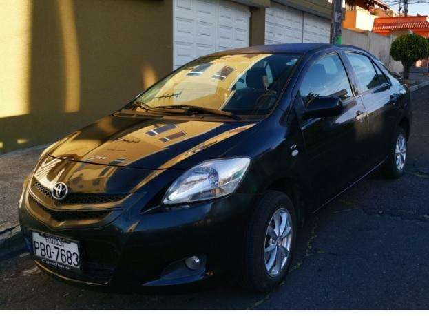 Toyota Yaris 2010 - 104500 km
