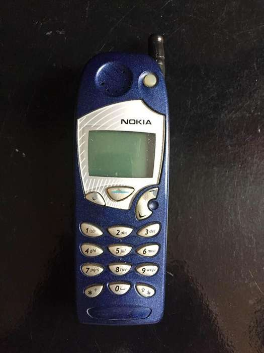Antiguo Celular <strong>nokia</strong> 5125 Tecnologia CDMA Obsoleta No Sim para Decoracion o Coleccion
