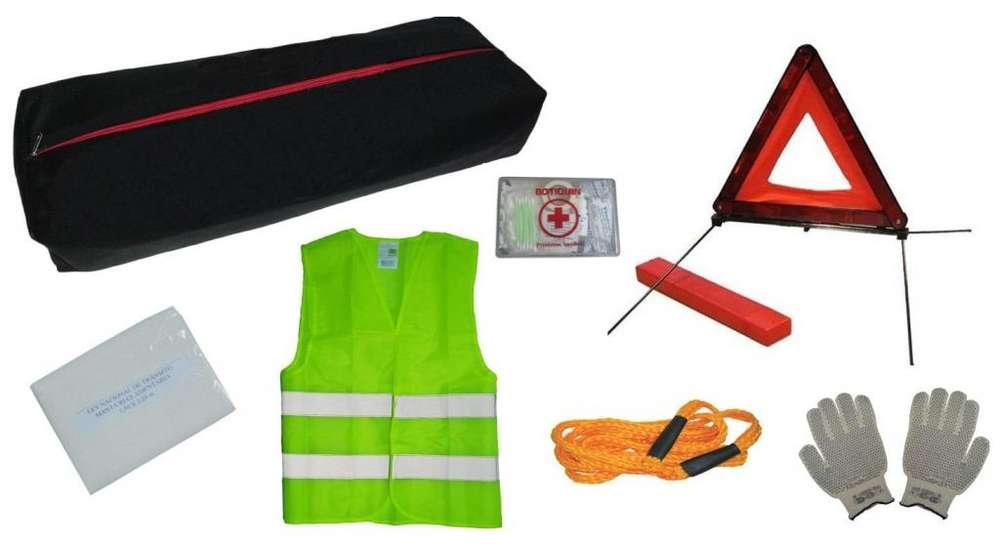 Kit Reglamentario de Seguridad y Emergencia Sin Matafuego
