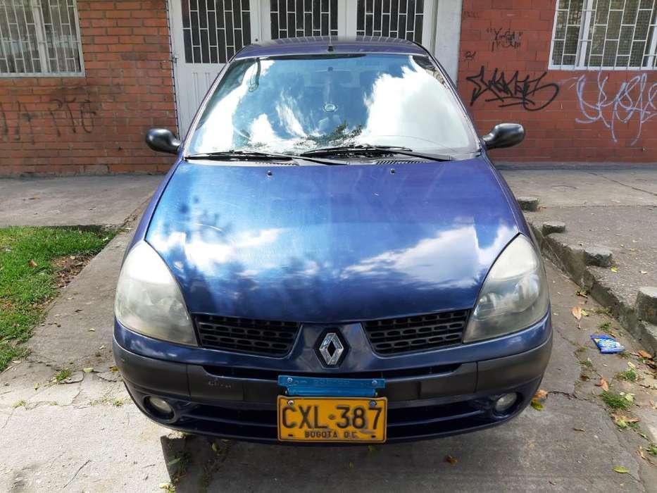 Renault Clio  2008 - 160000 km