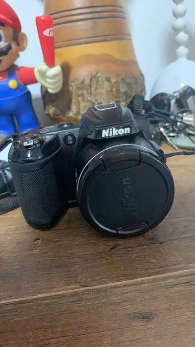 Vendo Camara Nikon Coolpix L120