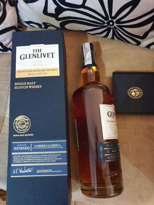 The Glinlivet 1 Litro Whisky