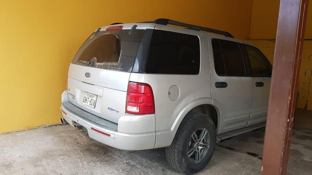 Venta de Ford Explorer año 2005