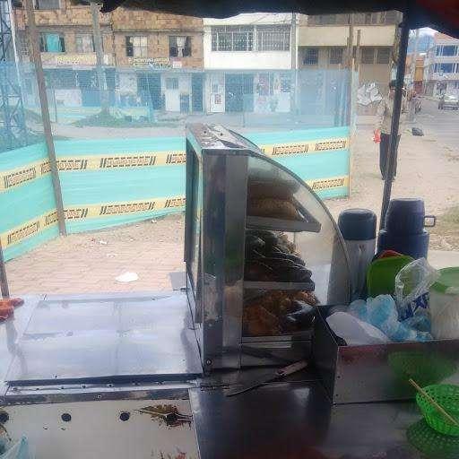 GANGA ,EXCELENTE CARRO DE FRITANGA,