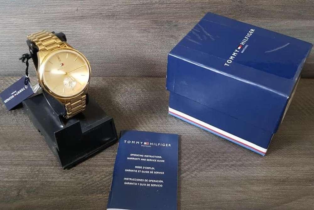 Reloj Tommy Hilfiger Original
