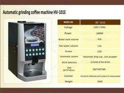 MAQUINA DISPENSADORA DE CAFE EN GRANO AUTOMATICA TIPO VENDING PARA 12 BEBIDAS CALIENTES