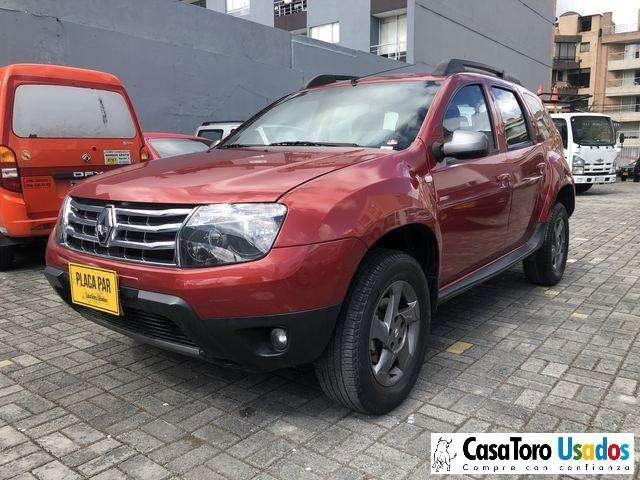 Renault Duster 2014 - 58489 km