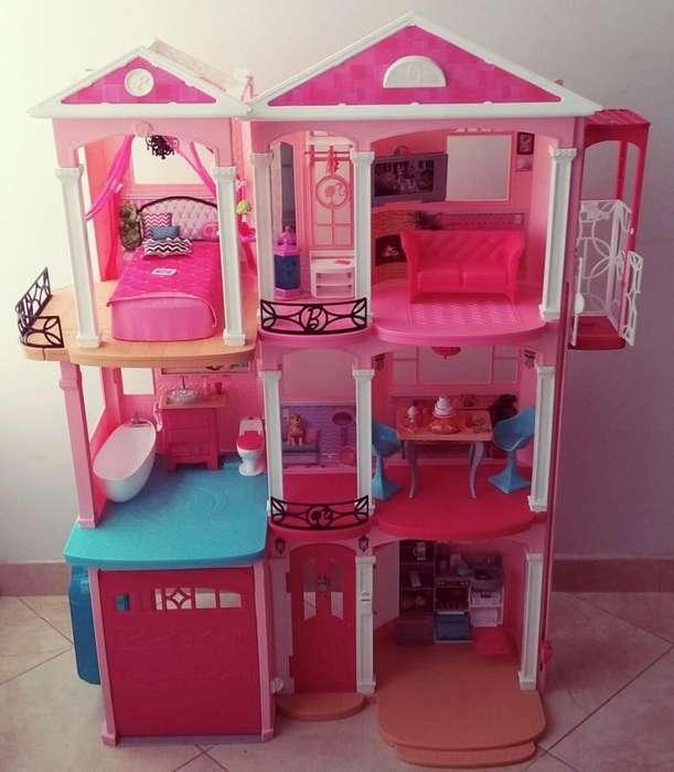 ¡¡PRECIO ESPECIAL!! Vendo Casa de la Barbie Dream House!