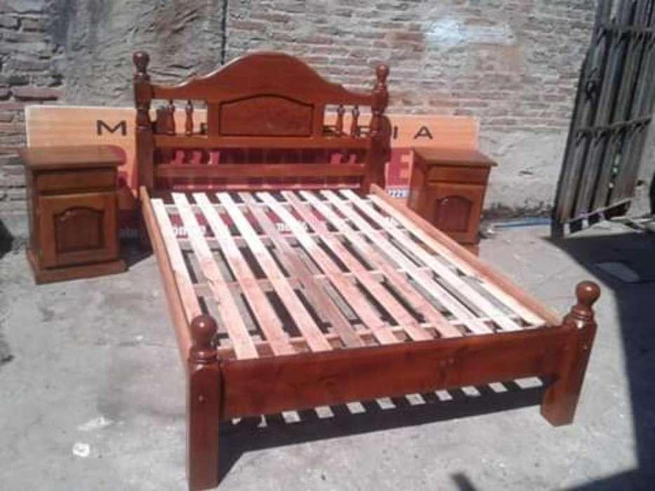 Jgo de <strong>dormitorio</strong> Algarrobo