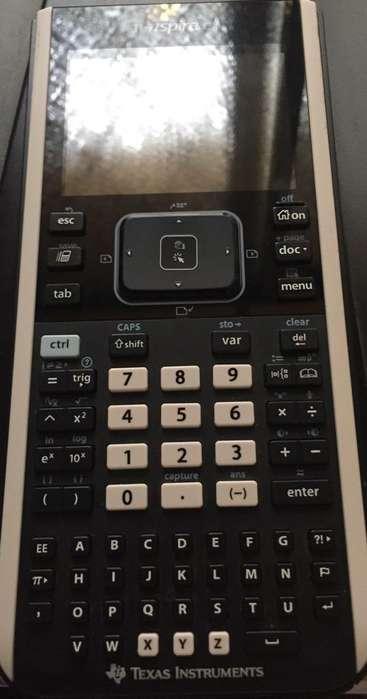 <strong>calculadora</strong> Texas Ti-Nspire Cx