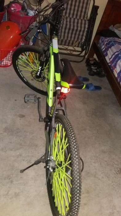 Vendo Una Hermosa Bicicleta Gti