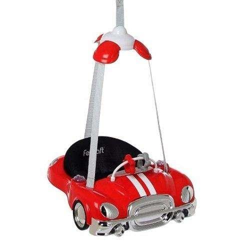 Jumper Bebe Auto Saltarin Hamaca Felcraft