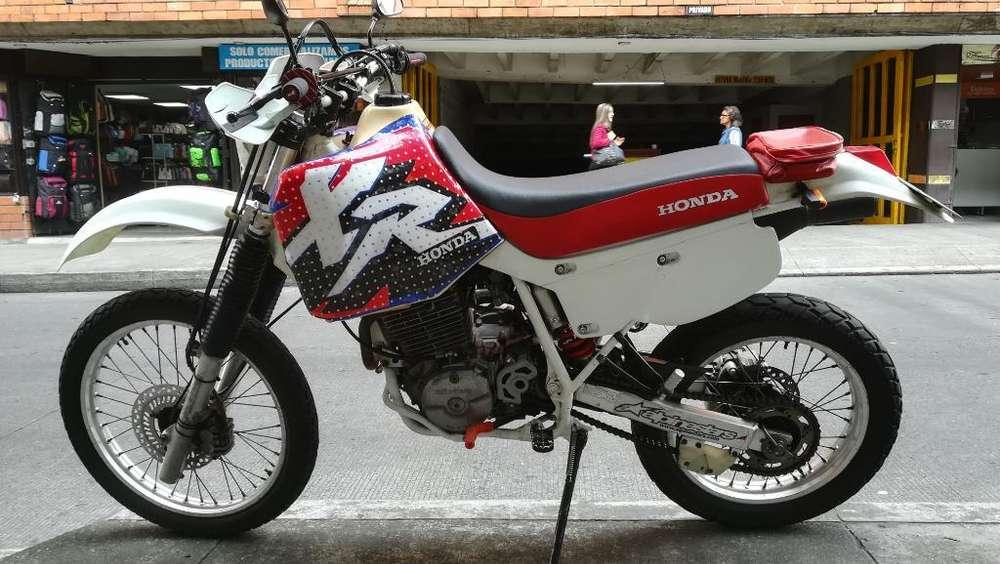 Honda Xr600 R Modelo 1994 Japonesa Dr Fw