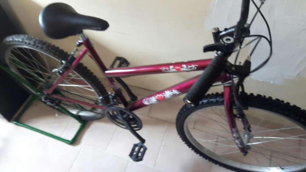 Bicicleta Todo Terreno Dama