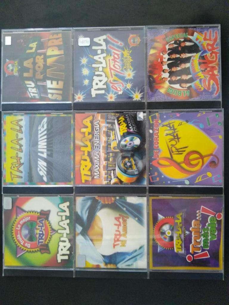 TRU LA LA CD NUEVOS Y ORIGINALES