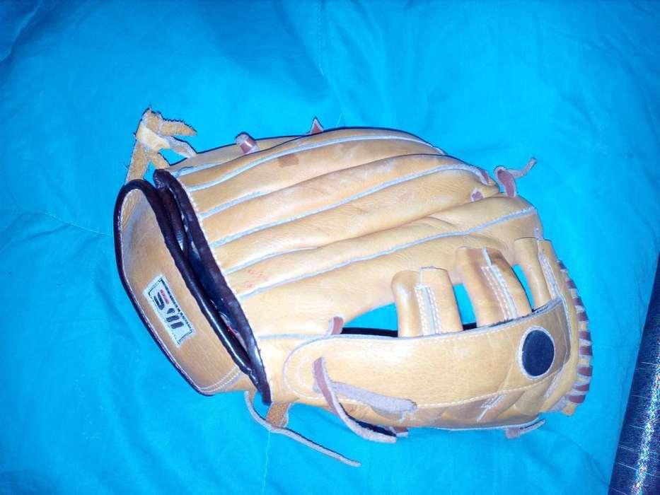 vendo guante de béisbol, marca Americana!! FIELDER!!