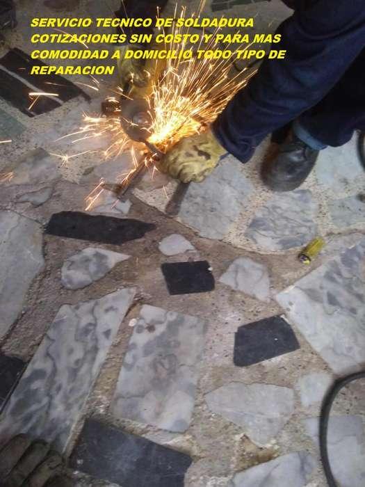 SOLDADURA A DOMICILIO Y REPARACIÓN 3219140069