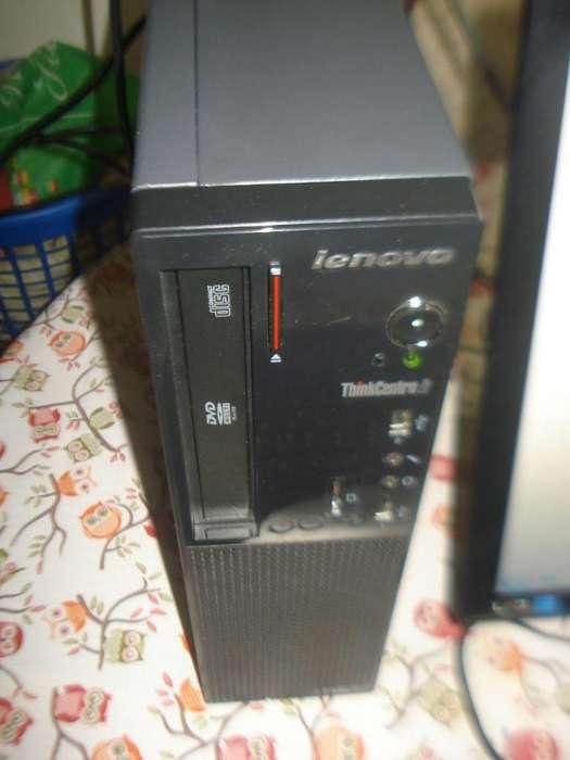 Computadora Lenovo I3 Ram 4gb C/monitor 20 Led Samsung Excel