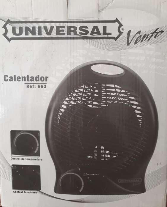 Calentador Calefactor de Ambiente