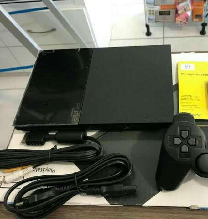 Ps2 Nuevo Ultimo Modelo Play Station