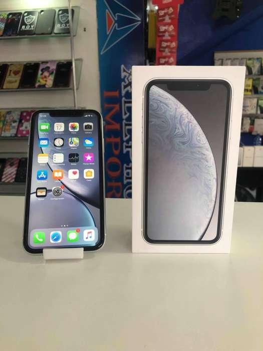 IPHONE XR DE 64 GB USADO