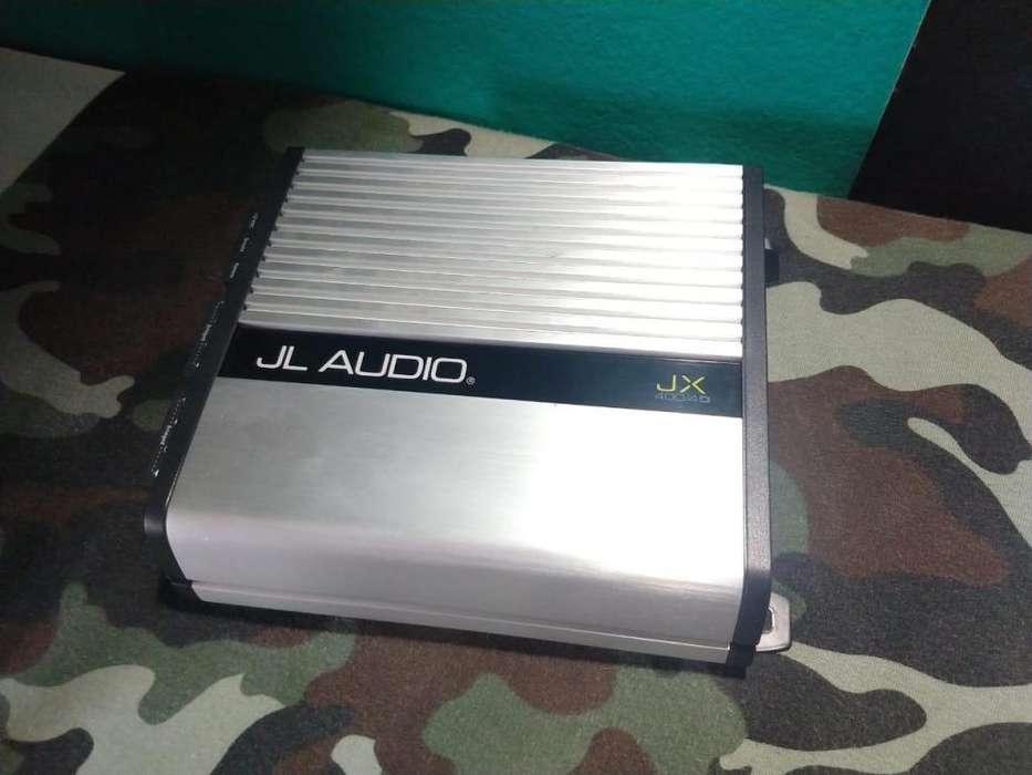 Potencia JL AUDIO 4 canales