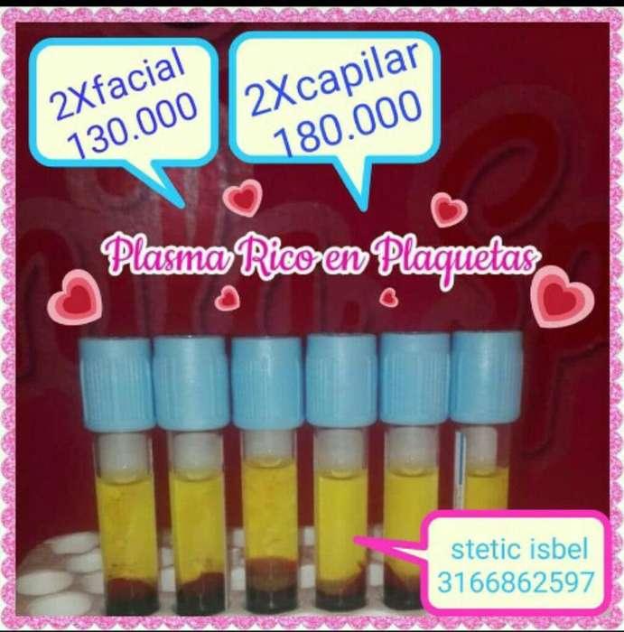 Plasma Facial Y Capilar Stetic Isbel