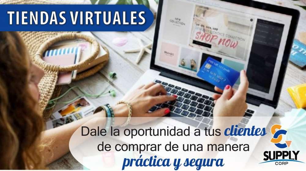 PÁGINAS WEB SUPPLY CORP / TIENDAS VIRTUALES / SOMOS LÍDERES EN DESARROLLO WEB