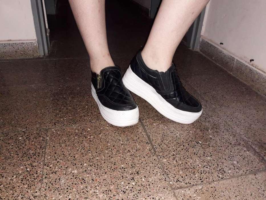 Zapatillas Dama 37