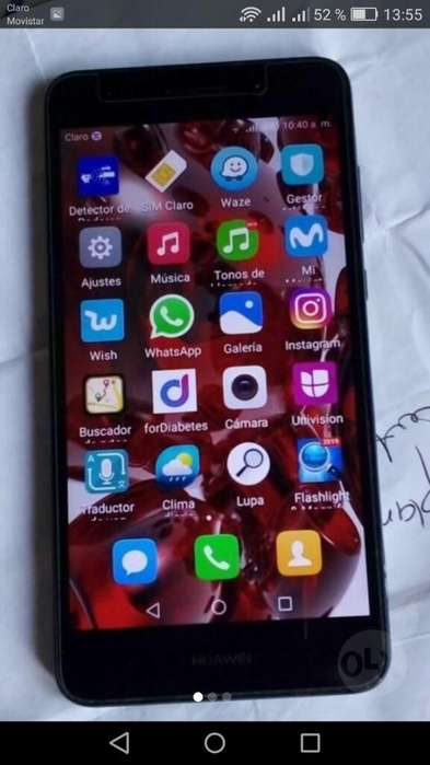 Huawei Y6 Ii Doble Sim 16 Internas
