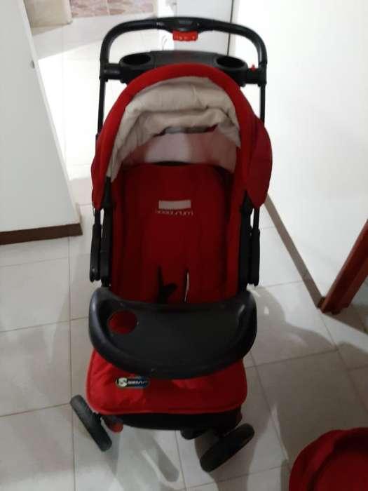 Vendo Coche Y Silla para Carro de Bebé