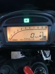 Suzuki Freewind 650 Modelo 1999