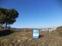 Vendo Terreno de 400 m2. en Villa San Nicolás. Córdoba. Recibo Vehiculo!. Excelente Vista!!!