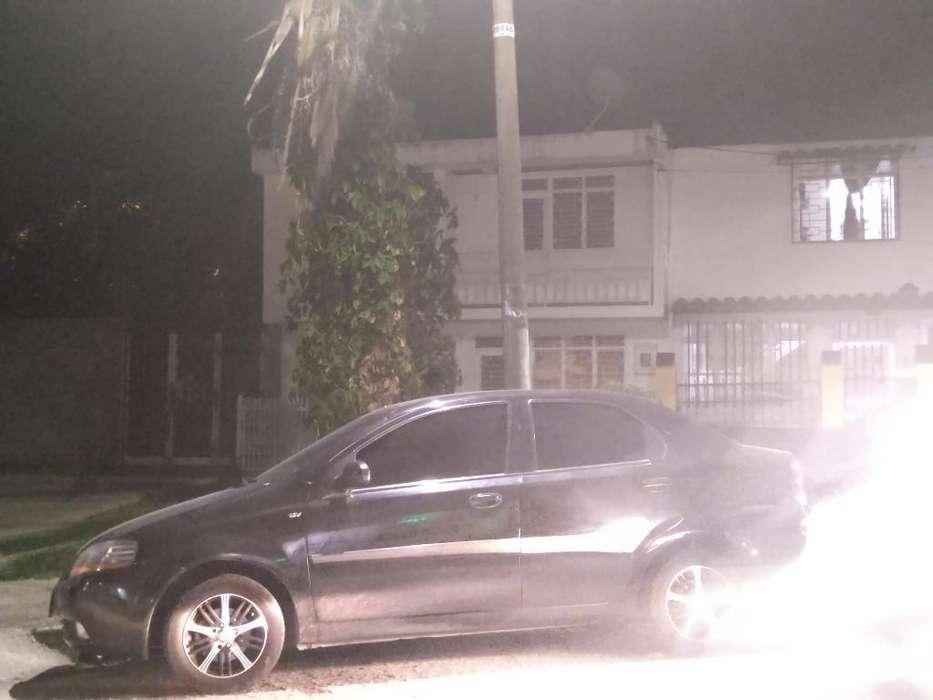 Chevrolet Aveo 2011 - 76000 km