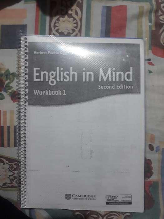 Vendo Libro English In Mind 2' Edition.