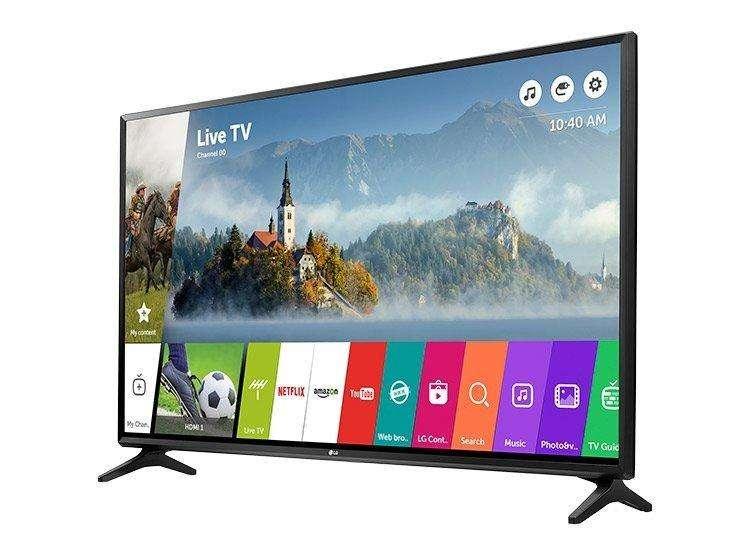 Smart Tv 43 Lg Full Hd 43lj5500 Nuevo Garantía Oficial.