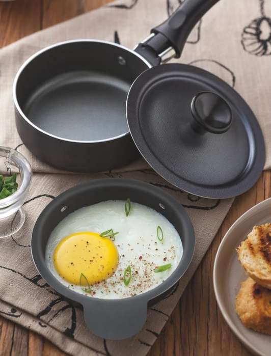 Sarten Huevo Poche 0.3 Lts. Tramontina