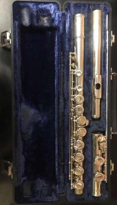 Vendo Flauta Traversa Marca Amstrong