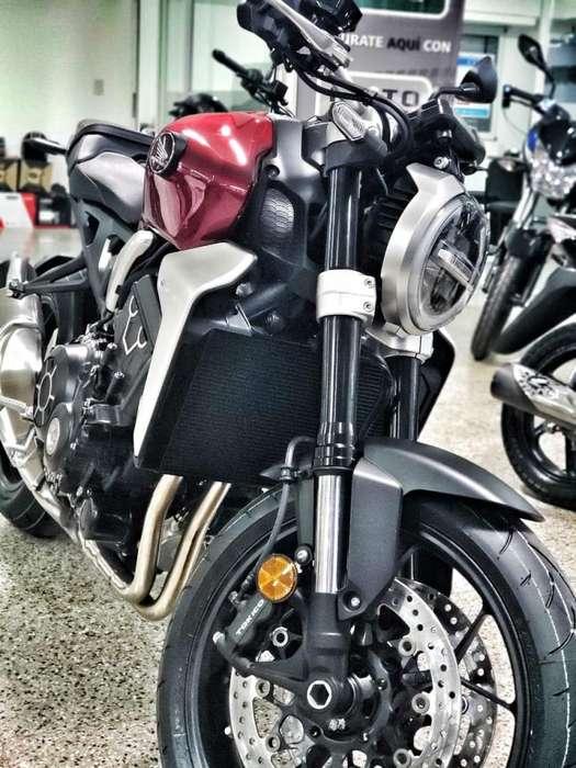 Honda Naked Cb1000 Pocas Unidades Agencia Oficial Oferta!!!