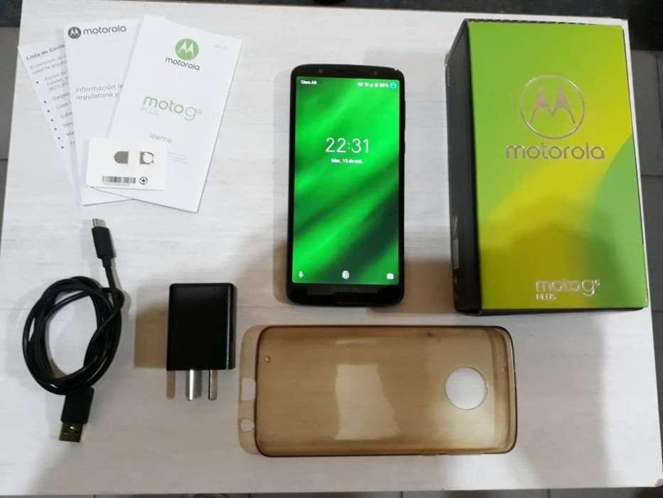 Liquido Motorola Moto G6 Plus 64gb