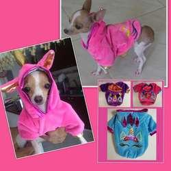 Diseños Exclusivos de Ropa para Perros